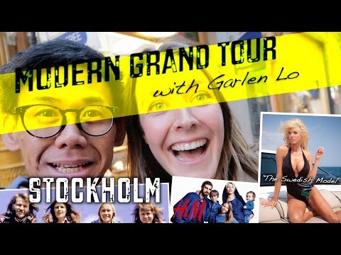(Ep7) Stockholm - Modern Grand Tour with Garlen Lo