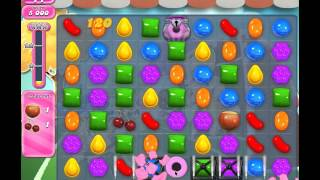 Candy Crush Level 1442 (no boosters)