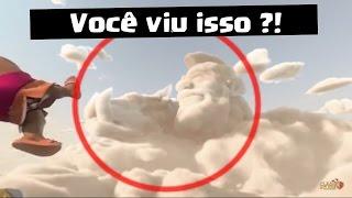 3 Coisas Que Você NÃO Viu no Comercial | Clash of Clans: Hog Rider 360°