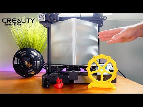 Creality Ender 3 Pro - 3D Printer - Upgrades & Prints