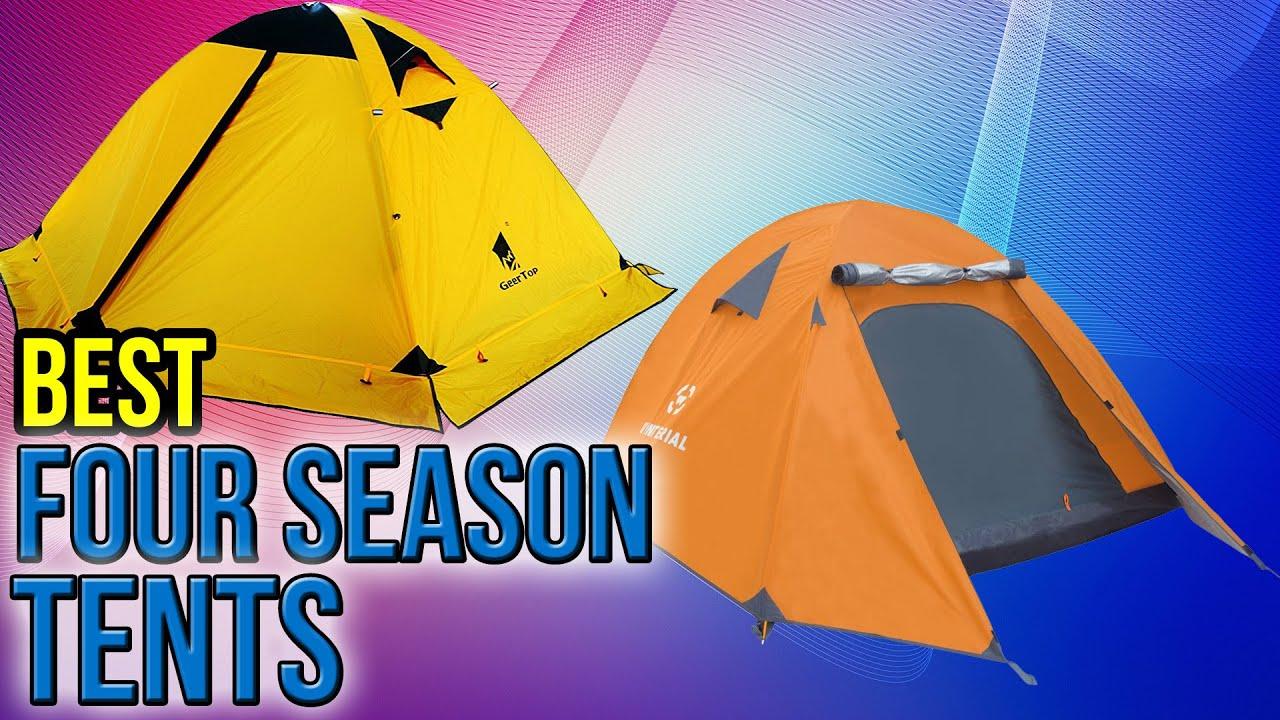 8 Best Four Season Tents 2017  sc 1 st  YouTube & 8 Best Four Season Tents 2017 - YouTube
