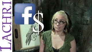 1 simple rule for selling artwork on social media w/ Lachri