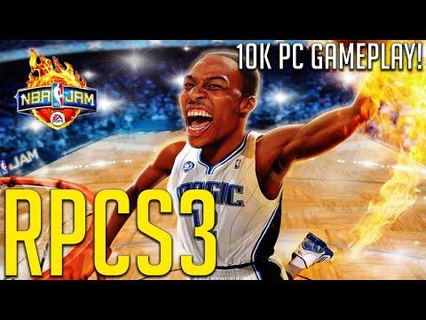 NBA JAM | RPCS3 PS3 Emulator | PC Performance Test | 10k Gameplay!!!