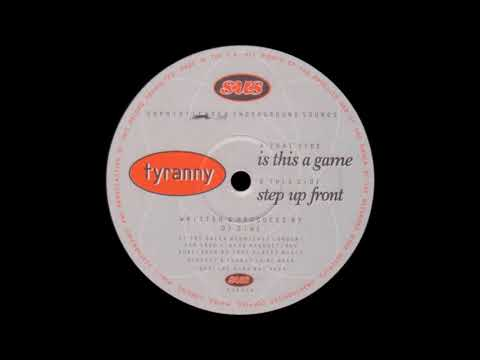 Tyranny - Is This A Game  