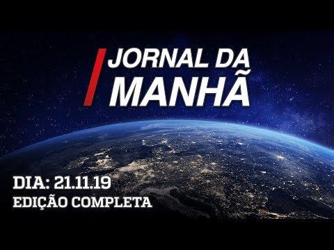 Jornal da Manhã - 21/11/2019