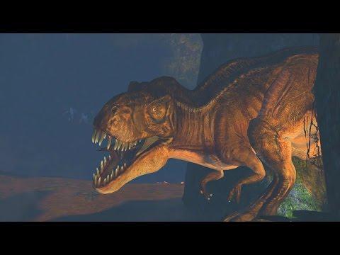 Как убить динозавра