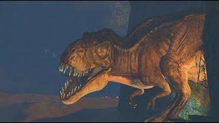 прохождение turok 6 битва с тиранозавром поле боя