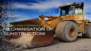 [PPT] Construction Equipments & Mechanisation Of Construction | HYONKOWS