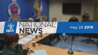 APTN National News May 24, 2019