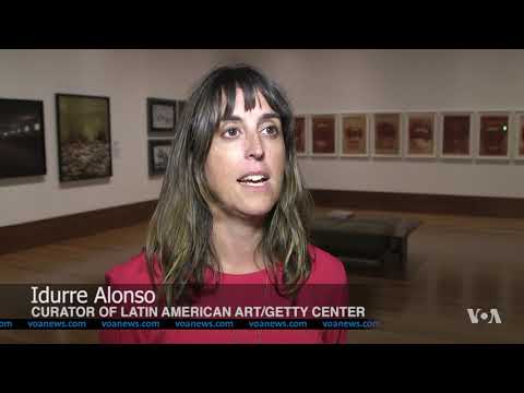 Southern California Launches Exhibit Focusing on Latin American,  Latino Art