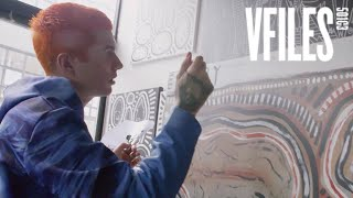 Inside Patrick Church's Brooklyn Studio | VFILES FOUNDATION