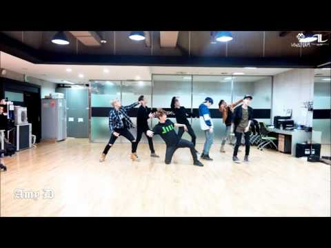 MADTOWN 'OMGT' Mirrored Dance Practice