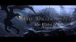 Elder Scrolls Lore | The Dragon War