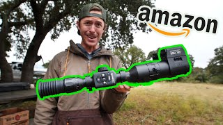 Night Vision Off Amazon? Does it Work?