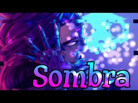 Overwatch Gameplay | Sombra | Apagan... fuck me idk spanish