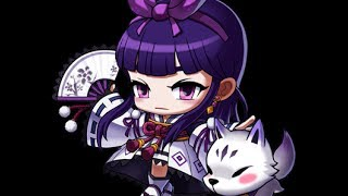 Coppersan - Maplestory Europe Kanna Guide 1-70
