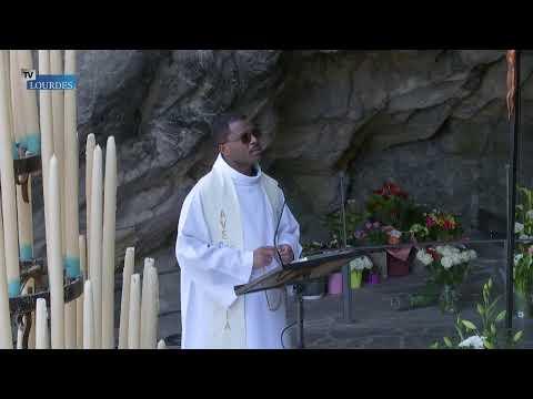 Le chapelet de Lourdes du 14/05/2021