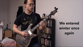 The Leper Affinity (Opeth Cover) - HD w/ Solos!