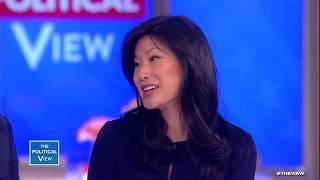 Evelyn Yang Opens Up About Husband Andrew Yang Running for President | The View