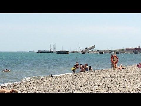 Пляжи Новороссийска: отдыхать можно, купаться - нет