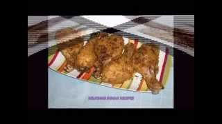 Fried Chicken Drumsticks Recipe  By Delicious Indian Recipes