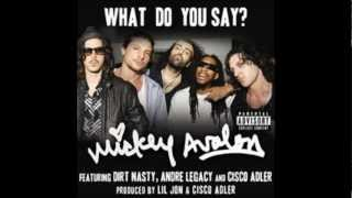 What do you say - Mickey Avalon ft Dirt Nasty, Andre Legacy & Cisco Adler HANGOVER Theme Song