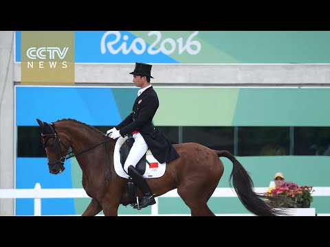 Interview with Hua Tian, China's one-in-a-billion equestrian athlete