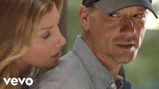 Tim McGraw - Meanwhile Back At Mama's ft. Faith Hill Video