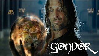 Gondor - BFME2 - BOTTA MOD - MOST OP ARAGORN EVER!!