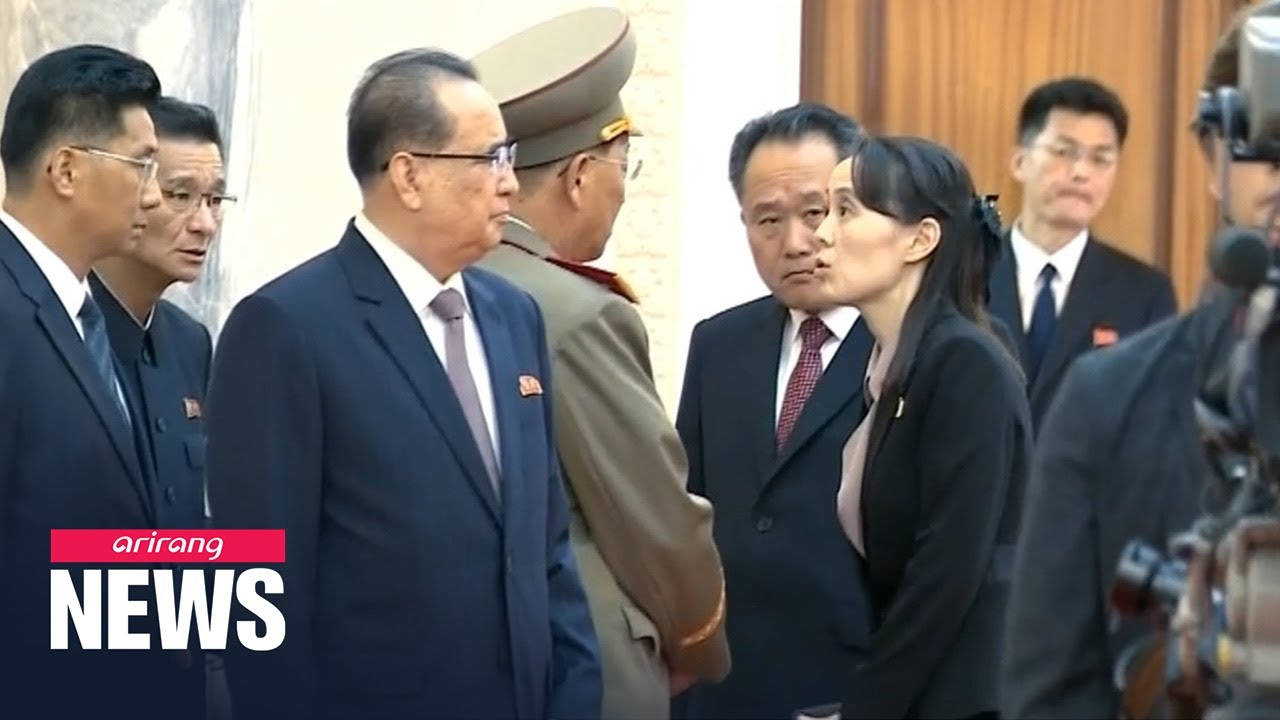 N. Korea contingency plan would transfer power to Kim Jong-un's sister: Report