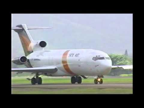 SOL AIR TONCONTIN HONDURAS Boeing 727