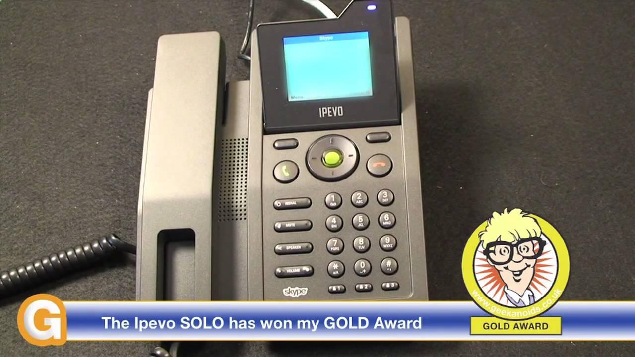 Ipevo Skype Desktop Phone So-10 Drivers for PC