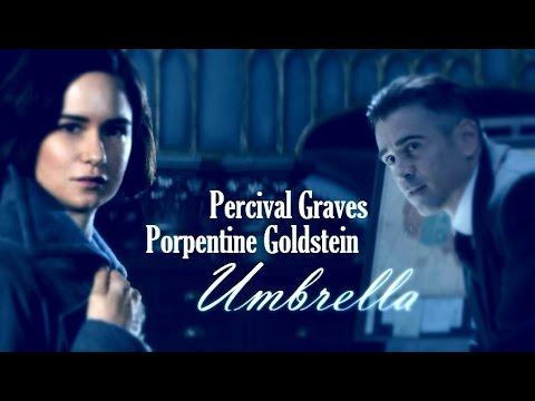 Percival Graves||Porpentina Goldstein||Umbrella (Spoilers)