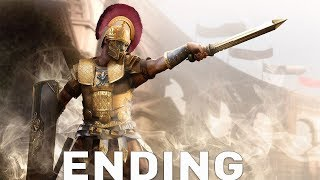 Ryse Son of Rome Gameplay Walkthrough /FINAL BOSS/ ENDING (PC)