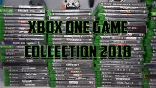Xbox One Game Collection 2018