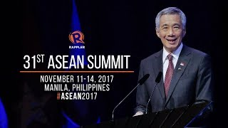 WATCH: Nov. 14, 31st ASEAN Summit