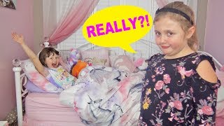 KIDS BEDROOM SWITCH UP PRANK!!!