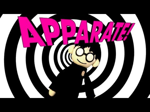 Potter Puppet Pals: Apparate!