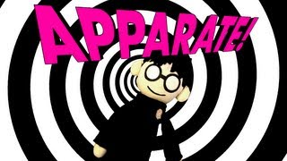 Watch Potter Puppet Pals The Apparate Suite video