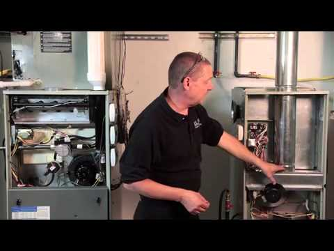 HVAC, Flue pipe challenges