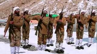 Yeh Ghazi - Tribute to Siachen Warriors of Pakistan Army (HD)