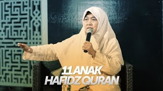 Punya 11 Anak Hafidz Quran Ini Rahasia Bunda Wirianingsih