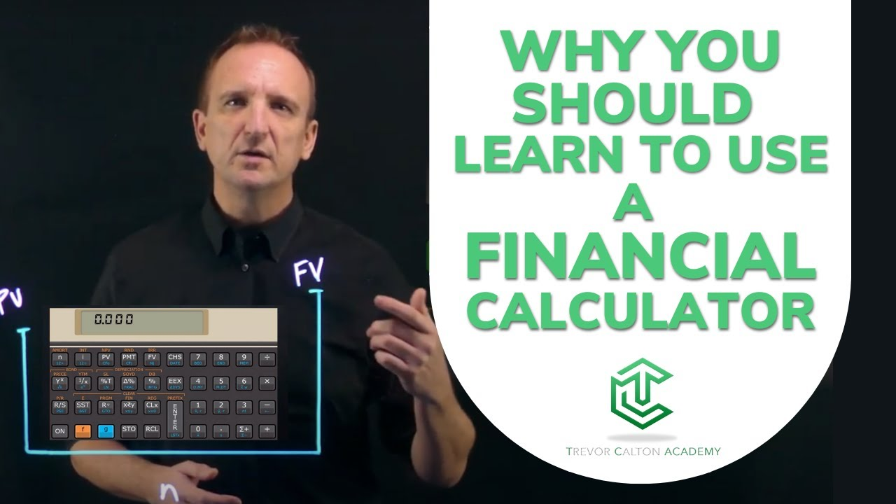 Introduction to Financial Calculators