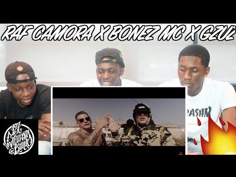BONEZ MC & RAF CAMORA feat. GZUZ - KOKAIN (prod. by The Cratez & RAF Camora) - REACTION