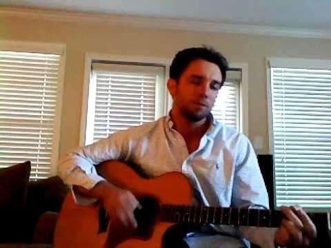 """Jason Aldean """"Dirt Road Anthem Acoustic"""" Josh Jeffords Cover"""