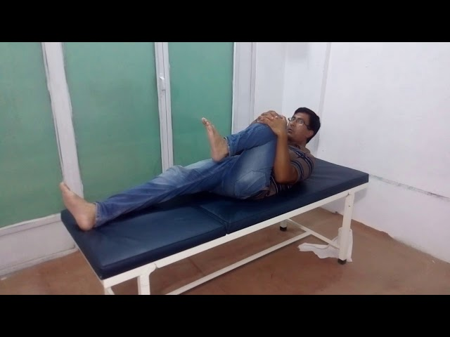 sciatica (herniated disc) pain relief exercise 1 by Chiropractor Aamir Shahzad CPT 03335933316