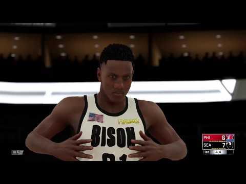 NABO Basketball 201718 Season Game 113: Philadelphia Liberty vs. Seattle Bison