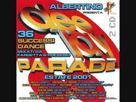 DeeJay Parade Estate 2001 CD1