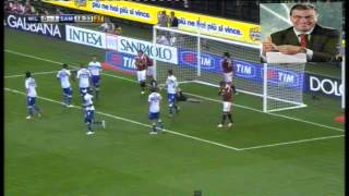 SUMA in MILAN SAMPDORIA 0 - 1