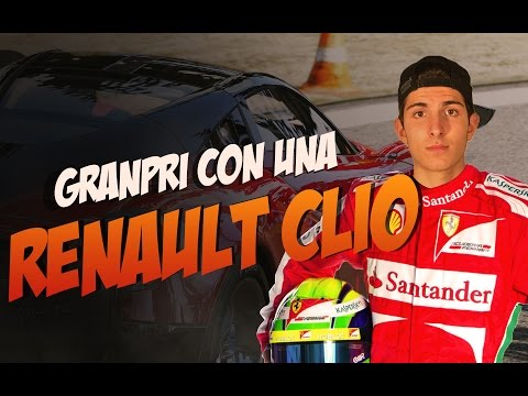 Fare un GranPri con una RENAULT CLIO? Fatto!! - Project Cars Gameplay ITA